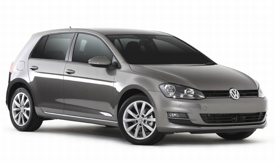 Class B - VW Golf or similar
