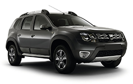 Class FG - Dacia Duster 4x4 or similar