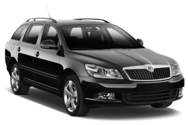 Class N - Skoda Octavia Station Wagon or similar
