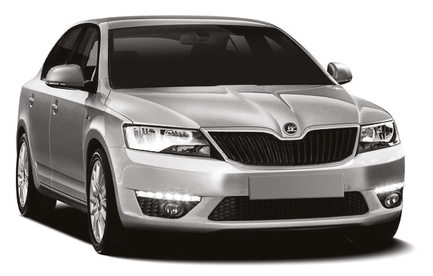 Class S -  Skoda Rapid or similar
