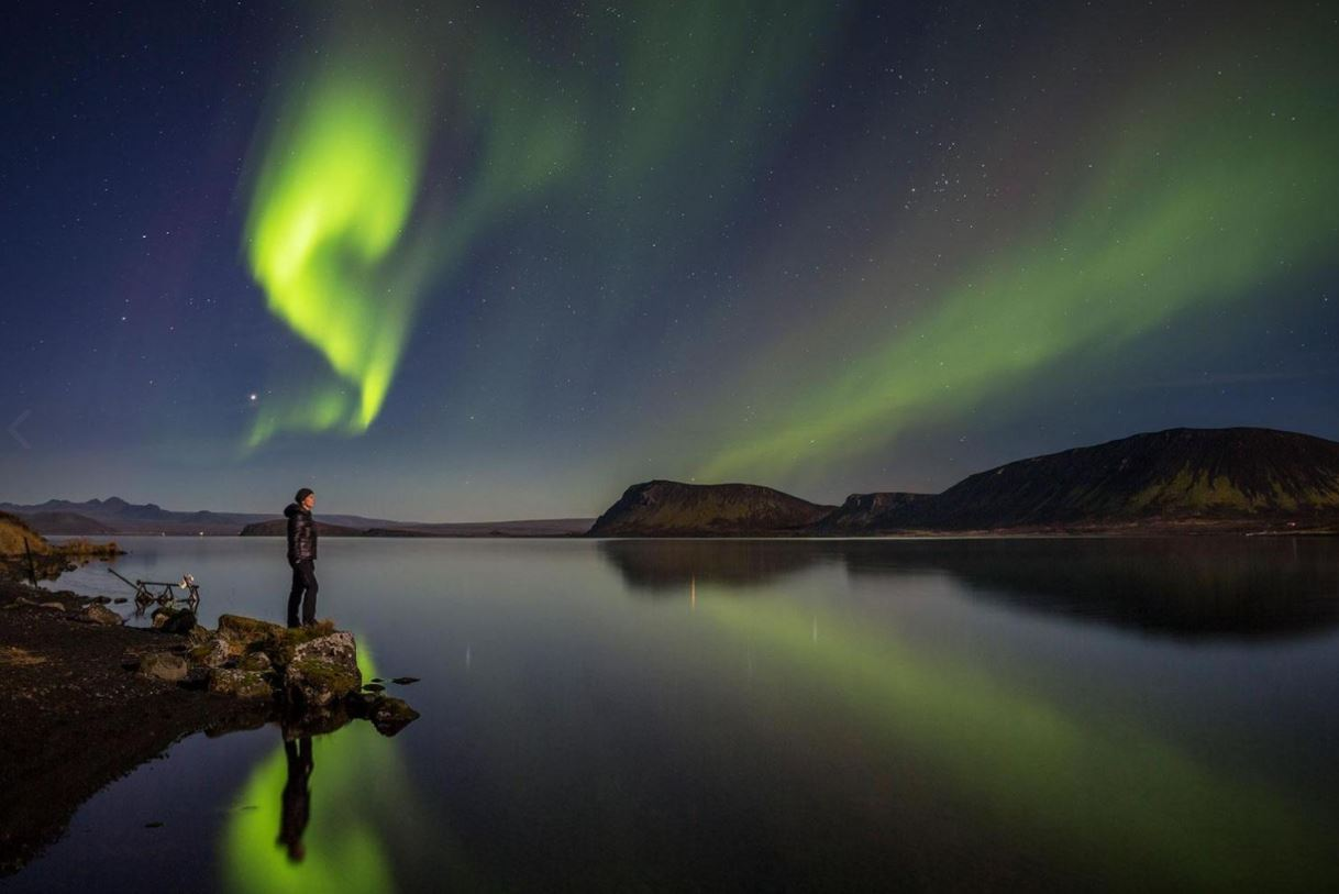 Northern Lights Mystery Tour In Iceland Day Tours From