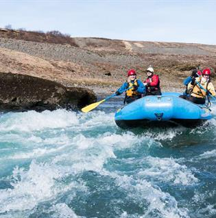River Rafting Day Tour